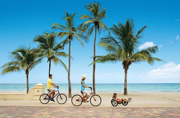 佛罗里达好莱坞海滩