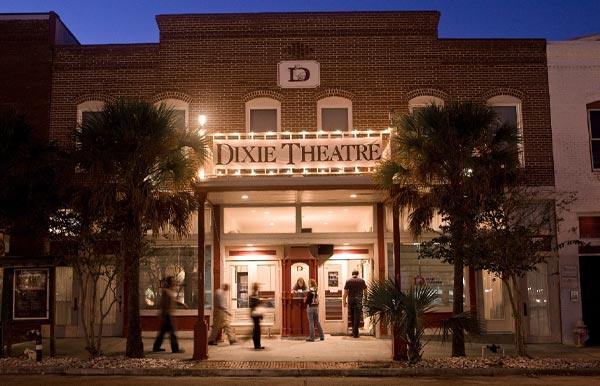 佛罗里历史悠久的Dixie剧院