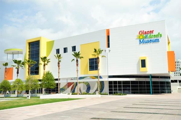 格拉泽儿童博物馆(Glazer Children's Museum)