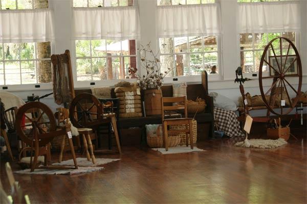 创造艺术的先民定居点(Pioneer Settlement for the Creative Arts)