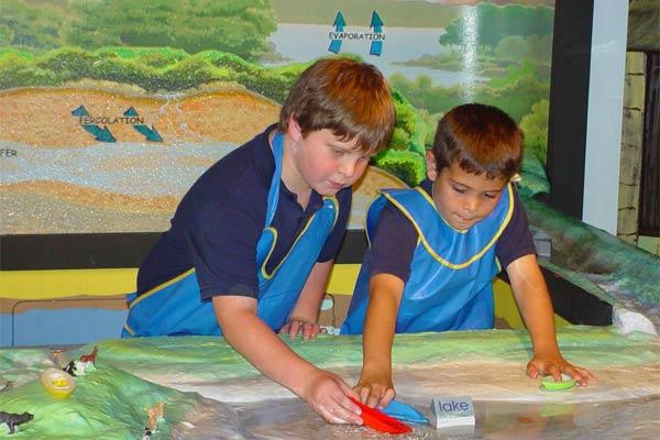 探险V儿童博物馆(Explorations V Children's Museum)